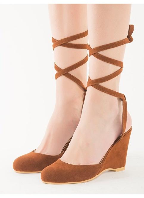Mecrea Ayakkabı Taba